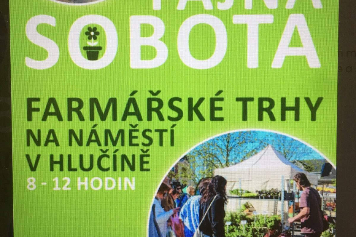 Farmářské trhy v Hlučíně